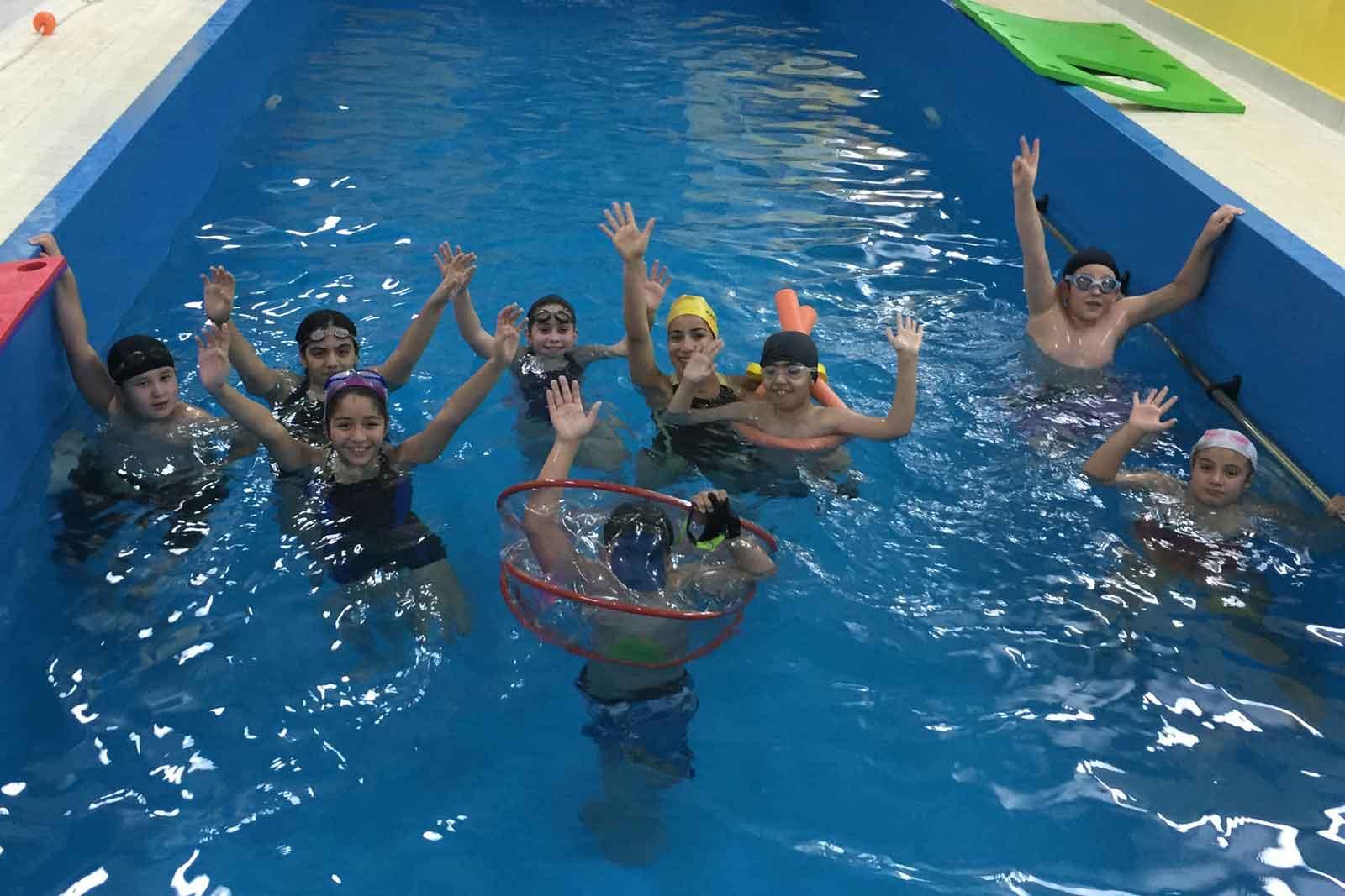 Deportes acuáticos lun